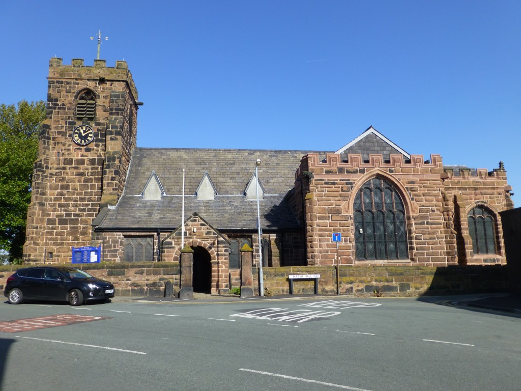Saint Luke, Farnworth