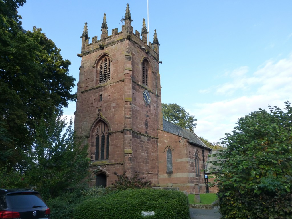 Saint Oswald, Blackford