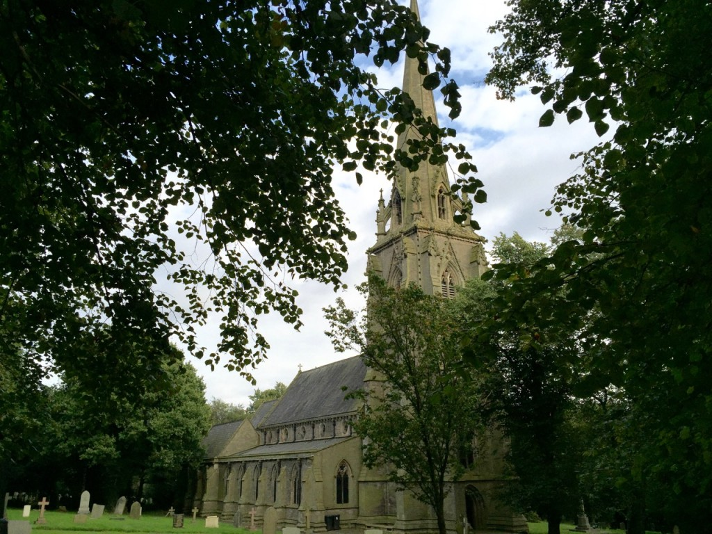 Saint Mark's Church, Worsley