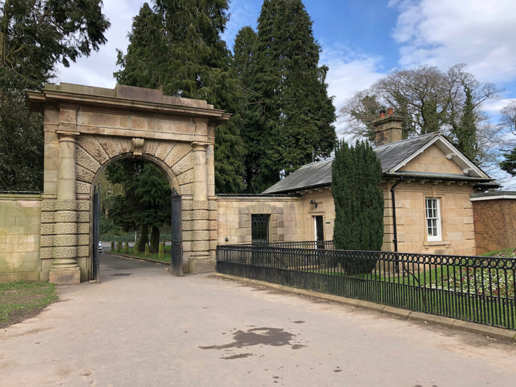 North Lodge & Gateway
